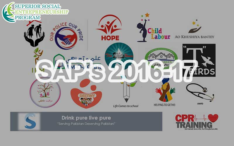 Social Action Projects 2016-17 CMACED